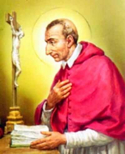 Umutagatifu twibuka: Saint Charles Borromée,umurinzi w'Abogezabutumwa