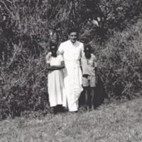 Abbé Joseph FRAIPONT,ami des handicapés du Rwanda