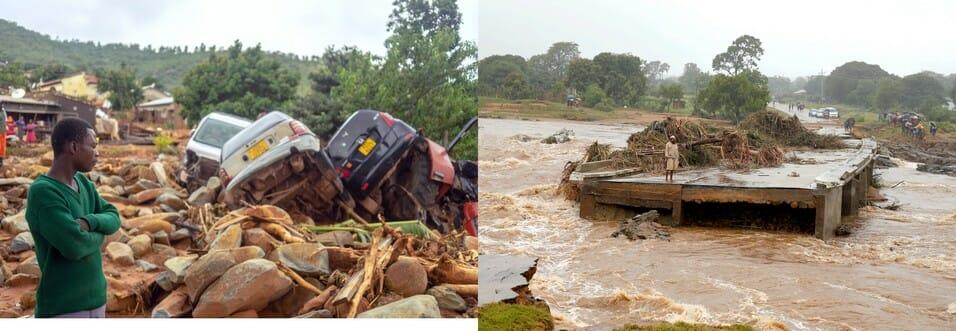 Mozambique: Ces inondations qui mettent en question la solidaritéafricaine