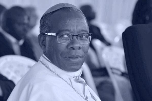Cyangugu-Rwanda: Nos adieux à Mgr Jean DamascèneBimenyimana