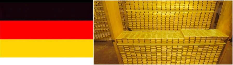 Pourquoi l'Allemagne rapatrie toute sa réserve d'or stocké àParis?