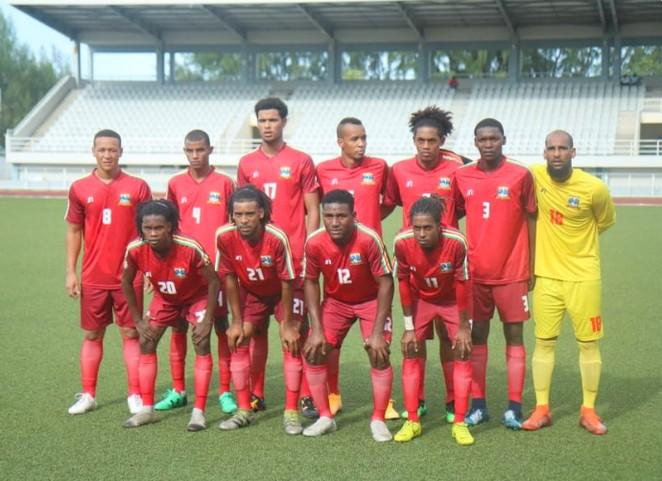 Equipe de Seychelles