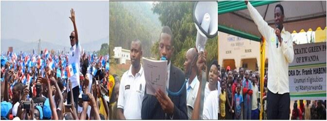 Rwanda:Mu matora ya Prezida, kuki Fr. Habineza wa Green Party yarushijwe na Ph. Mpayimana?