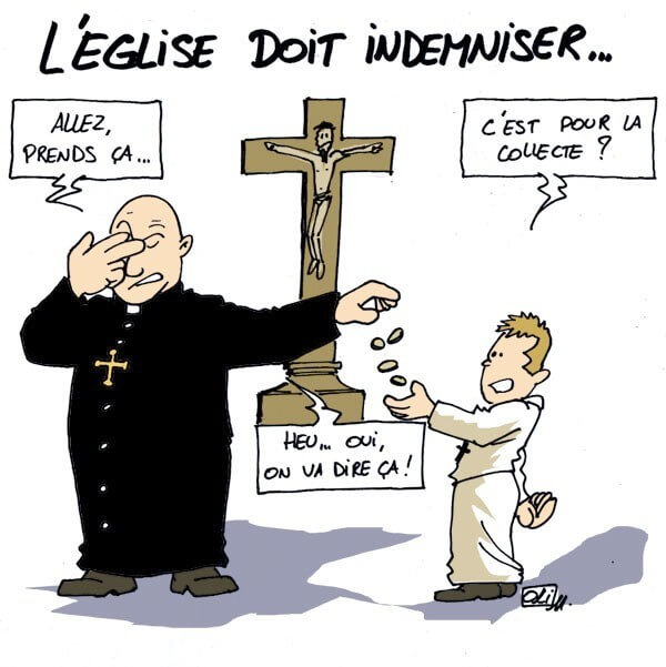 Pédophilie: Question prioritaire d'institutionnalité pour toute l'Églisecatholique?