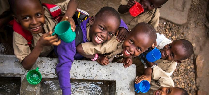 Le bonheur des enfants burundais en 2030