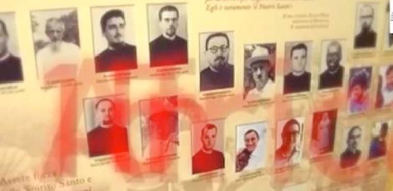 Religion-violence: les prêtres, premières cibles en2019