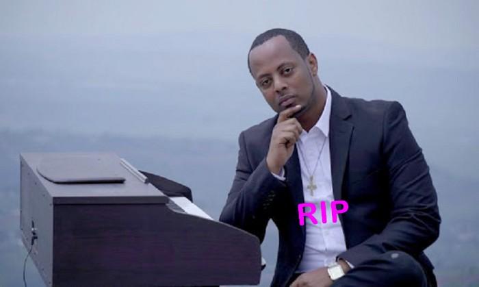 Rwanda:Le chanteur Kizito MIHIGO  suicidé au cachot de laPolice?