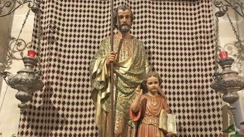 A la solennité de Saint Joseph, intercessions etsilence!