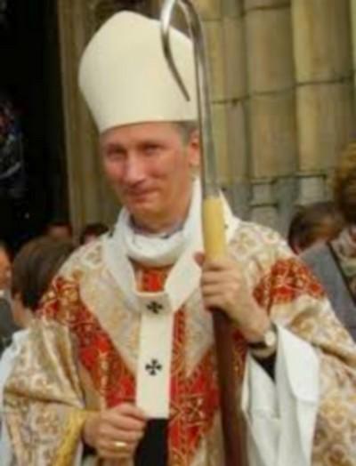 Mgr D'Ornellas,archevêque de Rennes
