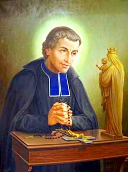 Saint du jour: Louis-Marie Grignion deMontfort