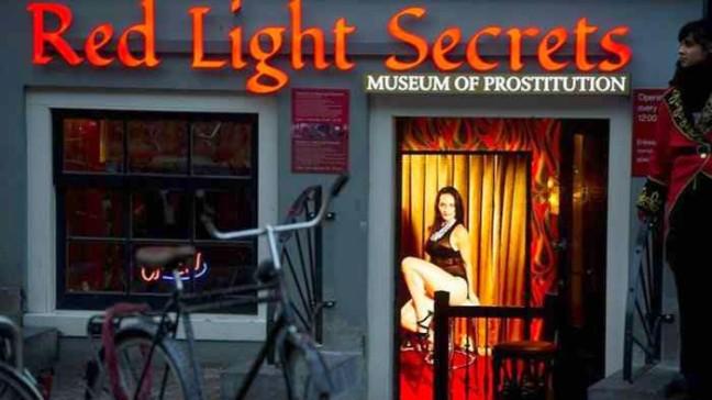 Prostituées d'Amsterdam