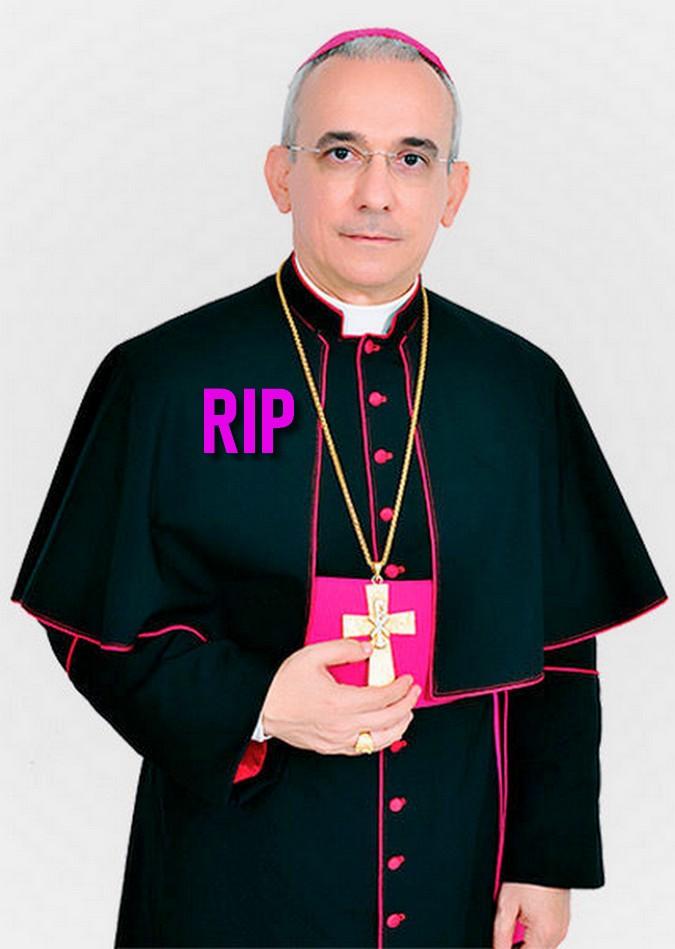 Brésil: Troisième évêque mort deCovid-19