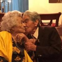 Le couple marié le plus âgé au monde !