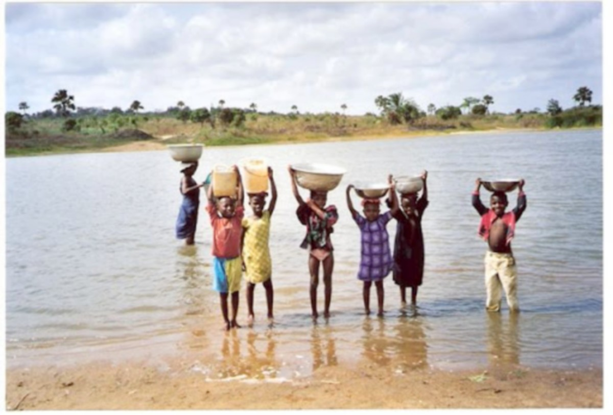 L'eau, une source de vie à protéger et àpartager