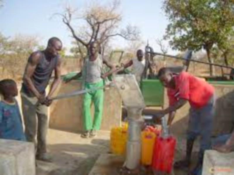 L'eau des puits