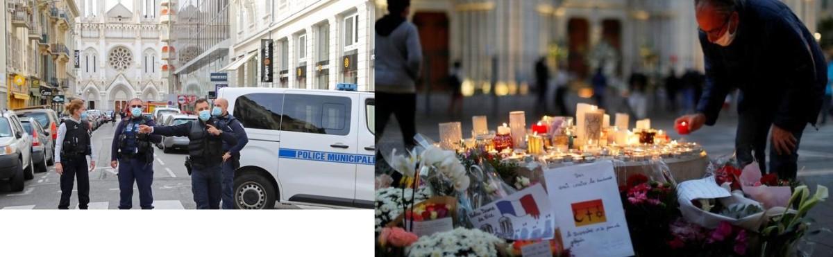 France: Pourquoi l'Eglise catholique est si violemmentattaquée?