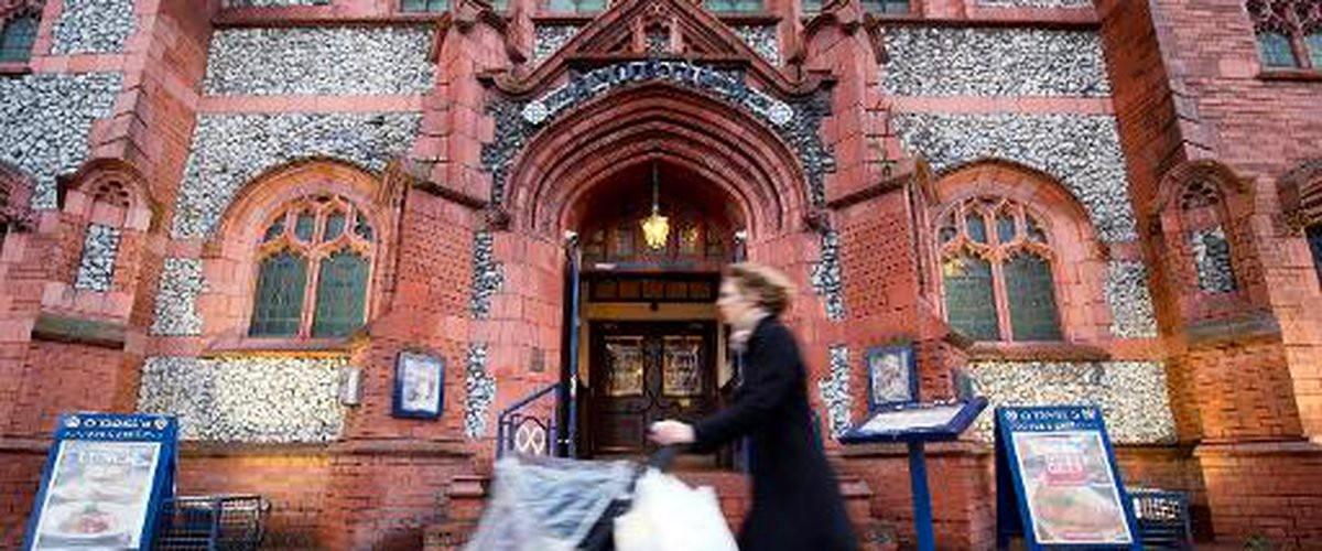 Le gouvernement britannique finance le patrimoine catholique!