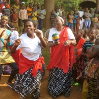 Accueil bousculant du peuple Rwandais !