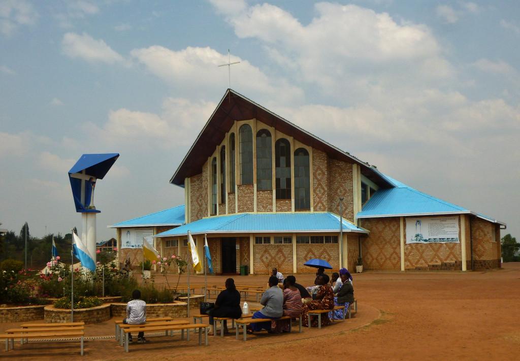 Anniversaire de Notre Dame deKibeho