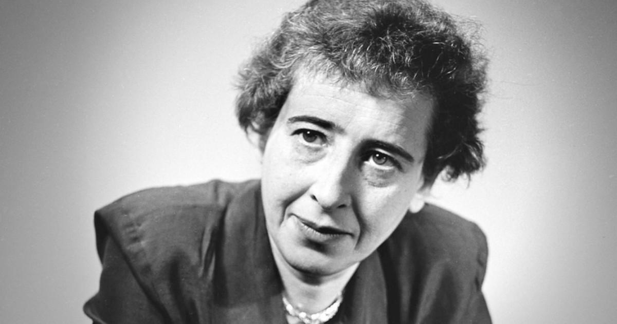 Ces pensées de la philosophe Hannah ARENDT(1906-1975)
