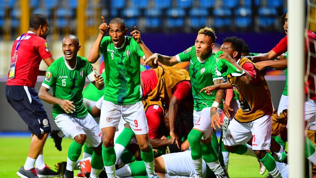 Le top 30 du foot africain2020