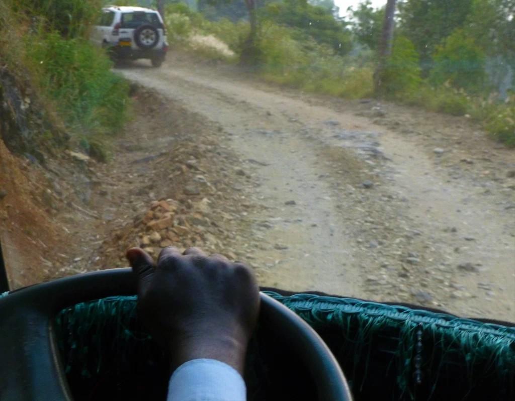 Routes et transport auRwanda
