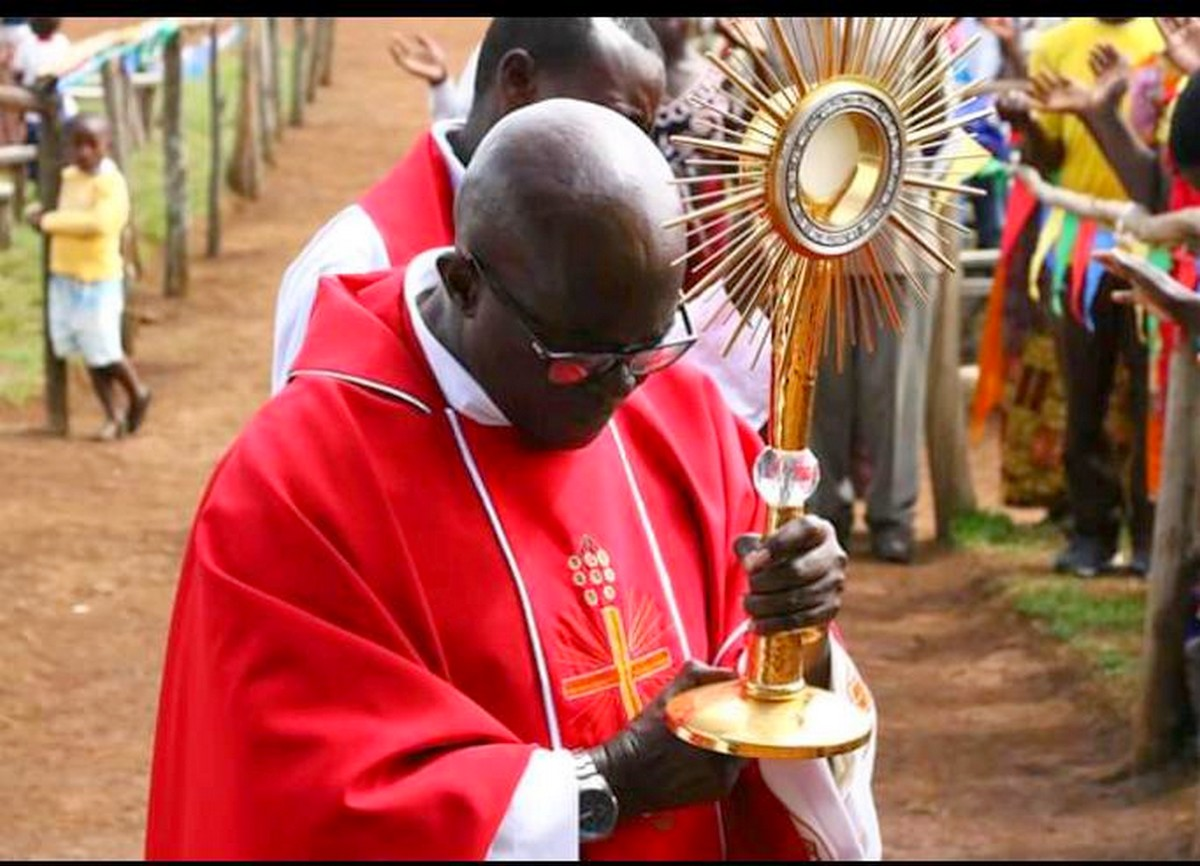 Prière d'intercession pour le Père Ubald: 10-17janvier
