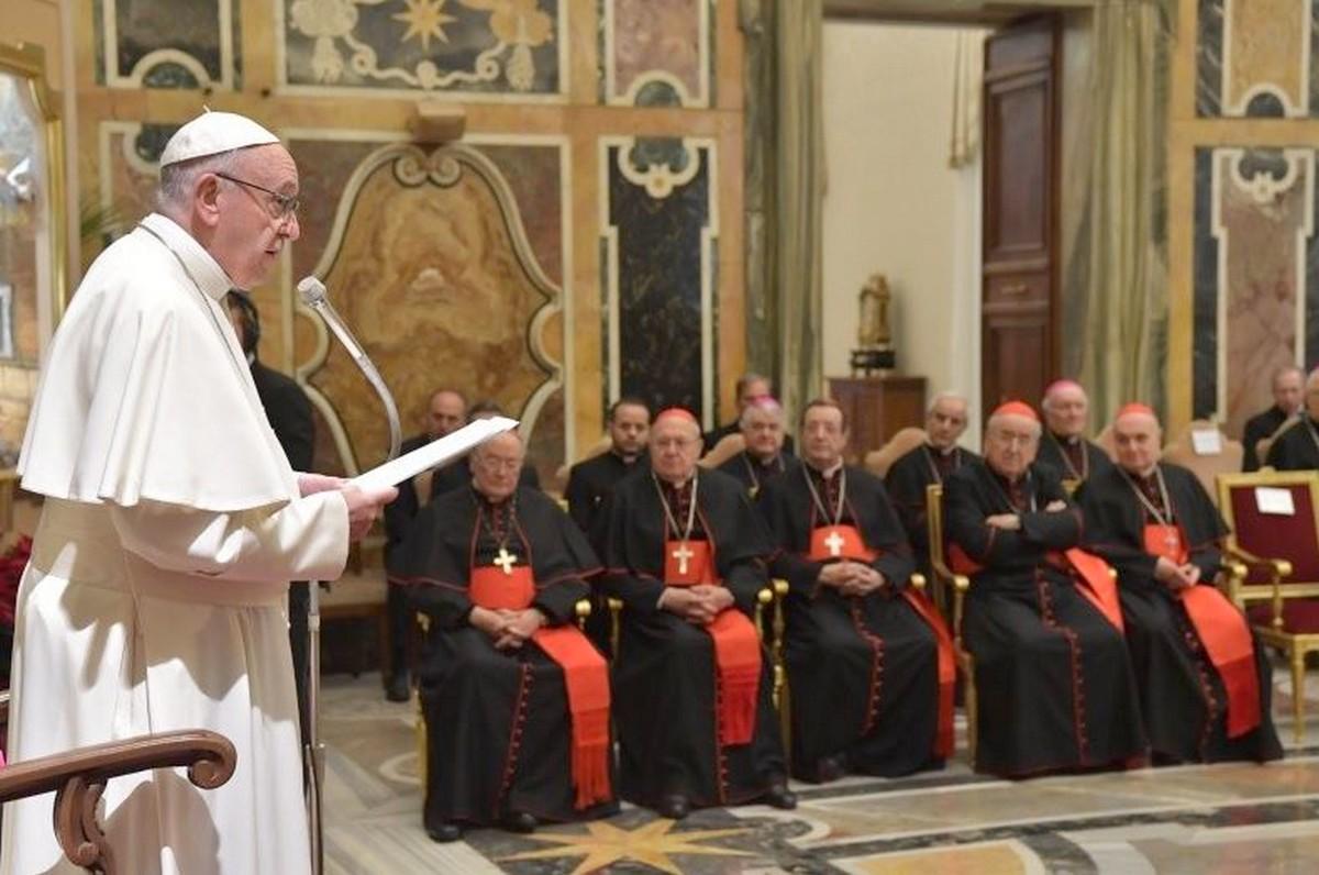 Le Pape François: NOUVEAUTE attendue de laPANDEMIE