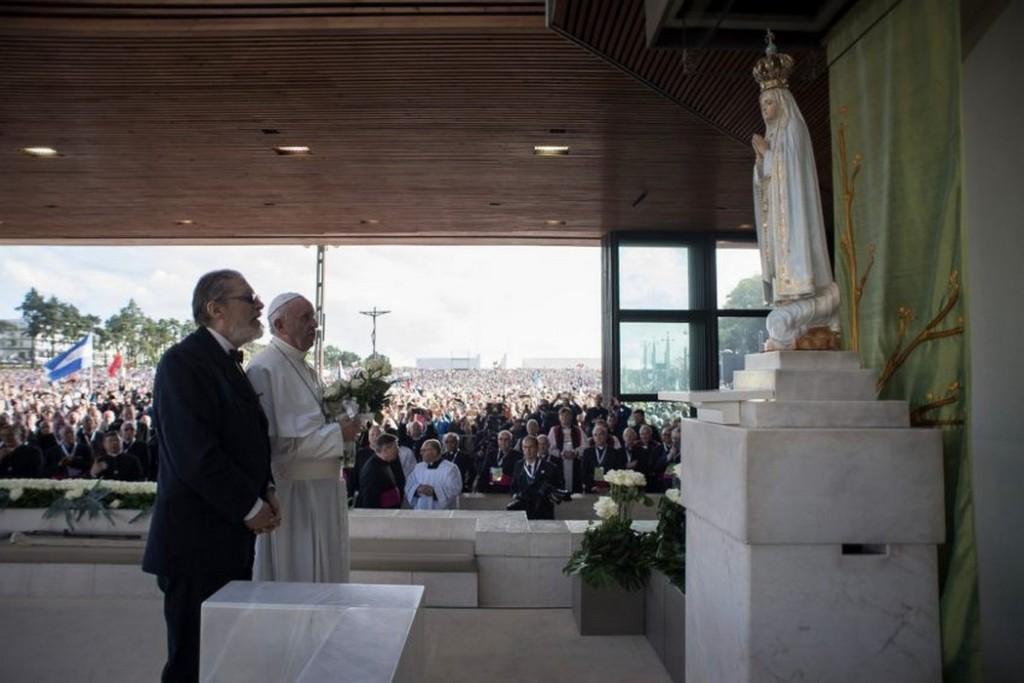 Le Pape et son méedecin, Frabrizio