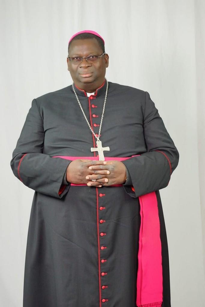 Mgr Moses HAMUNGOLE(Zambie)