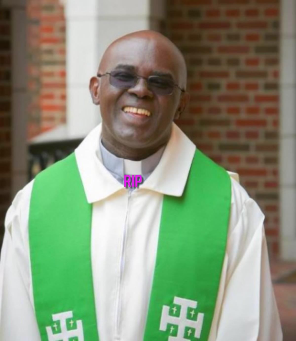 Le père Ubald, prêtre exorciste-guérisseur estdécédé!
