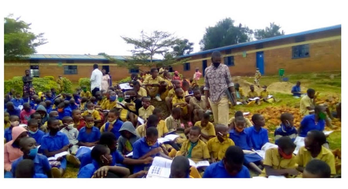 Nouvelles de la seconde rentrée scolaire auRwanda?