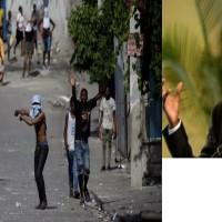 Haïti veut se débarrasser de son président JOVENEL