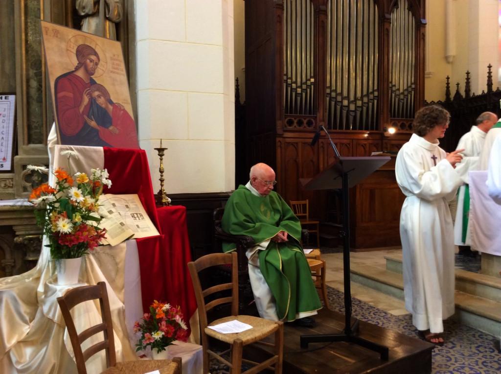 Le Père Francis LASSALLE enphotos