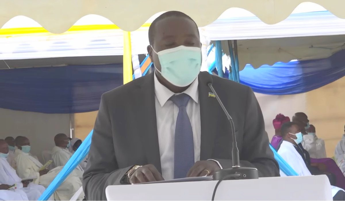 CYANGUGU: Icyo Ministre GATABAZI ategereje kuri MgrEdouard