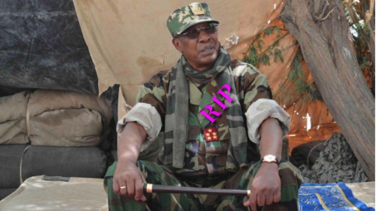 TCHAD: Le président Idriss Deby ITNO tué  avant sa nouvelle prise depouvoir!