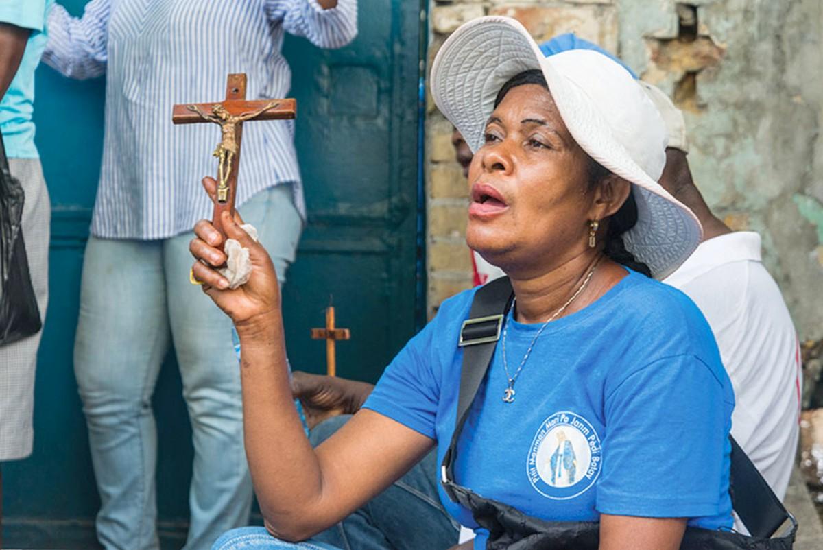 HAITI: Les RELIGIEUX catholiques enlevés ont étéLIBERES