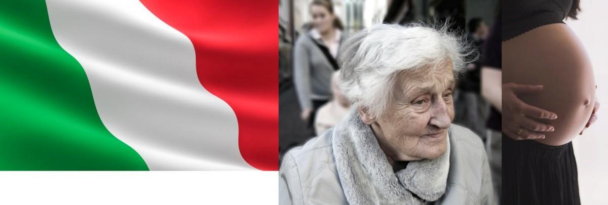 Natalité italienne: 250 euros par enfant quinaitra!