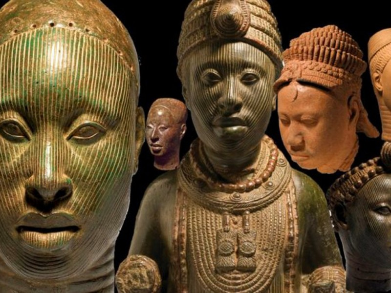 Restitution des arts africains