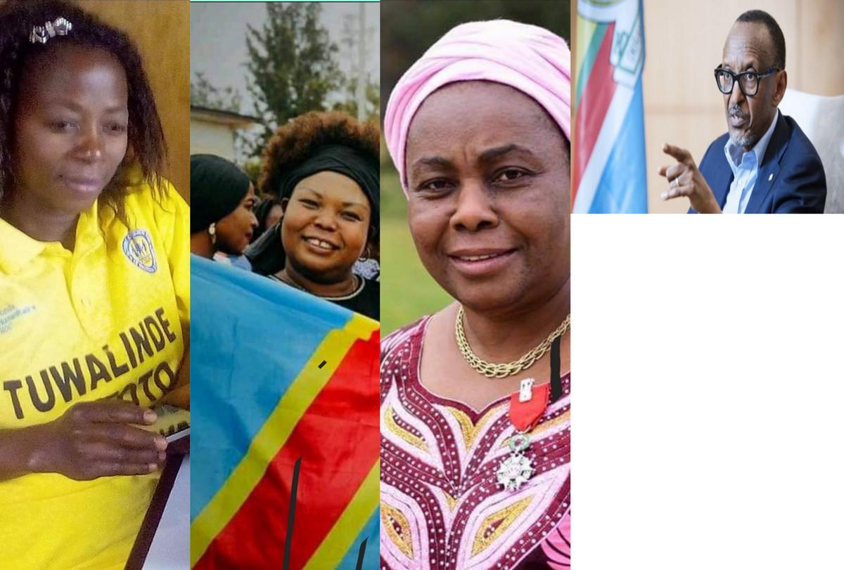 RWANDA-RDC : Les femmes congolaises réagissent aux propos de PaulKagame