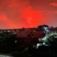 RDC: Eruption du volcan NYIRAGONGO confirmée par le Gouverneur militaire
