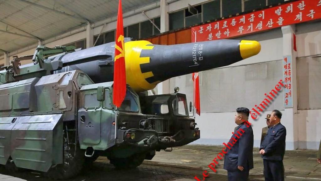 Le problème Corée du Nord