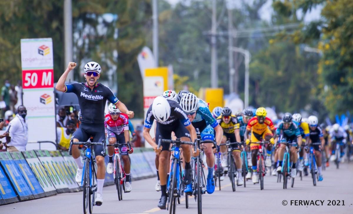 Fin du Tour du Rwanda