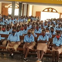RWANDA: LA SEMAINE DE L'EDUCATION CATHOLIQUE.