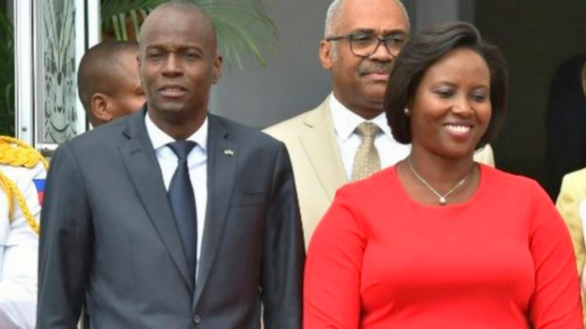 Haïti: Le président Jovenel Moïse et son épouse assassinés chezeux
